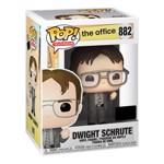 The Office - Dwight With Bobblehead NYCC19 Pop! Vinyl Figure - Packshot 2