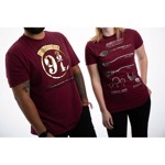 Harry Potter - Platform 9 3/4 Gold T-Shirt - Packshot 3