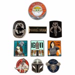 Star Wars - The Mandalorian - Pin Set - Packshot 1