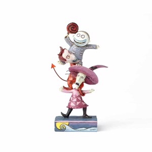 Disney - The Nightmare Before Christmas - Lock Shock and Barrel Statue