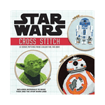Star Wars - Cross Stitch Book - Packshot 1