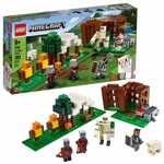 Minecraft - LEGO The Pillager Outpost - Packshot 1