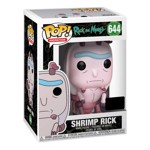 Rick and Morty - Shrimp Rick NYCC19 Pop! Vinyl Figure - Packshot 2