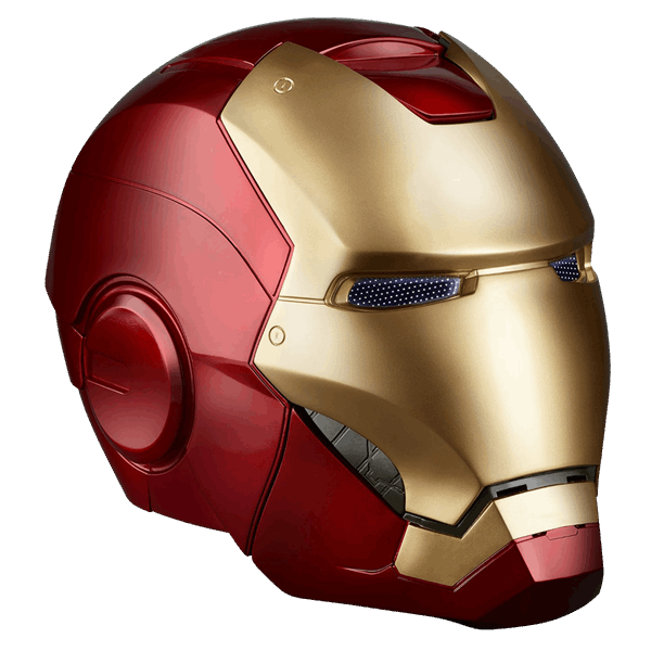 Marvel - Captain America: Civil War - Iron Man Helmet - Packshot 1