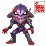 "Neon Genesis Evangelion - Evangelion Unit-01 Metallic Bloodied 6"" Pop! Vinyl Figure - Packshot 1"