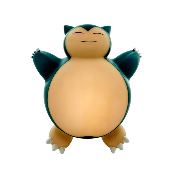 "Pokemon - Light-Up Wireless Snorlax 9"" Lamp - Packshot 2"