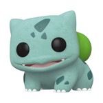 Pokemon - Bulbasaur Flocked ECCC2020 Pop! Vinyl Figure - Packshot 1
