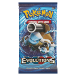 Pokemon - TCG - XY Evolutions Booster Pack - Packshot 1