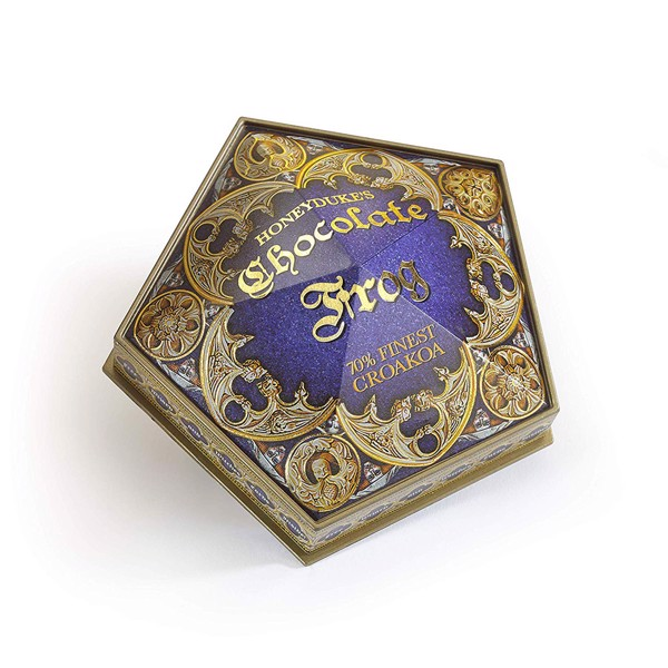 Harry Potter - Chocolate Frog Prop Replica - Packshot 3
