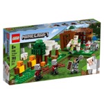 Minecraft - LEGO The Pillager Outpost - Packshot 5