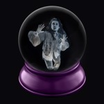 Labyrinth - Sarah Etched in Crystal Ball Replica - Packshot 2
