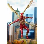 "Marvel - Spider-Man (VG2018) - Iron Spider Armor 1:6 Scale 12"" Action Figure - Packshot 5"