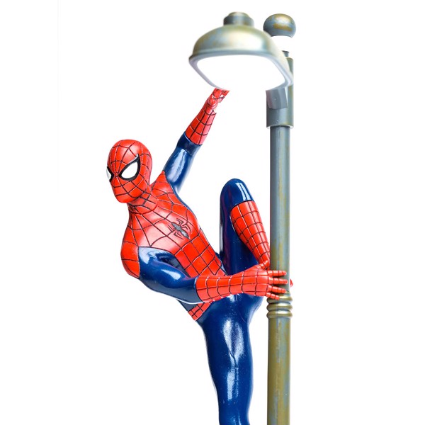 Marvel - Spider-Man - Lamp Post Desktop Light - Packshot 3