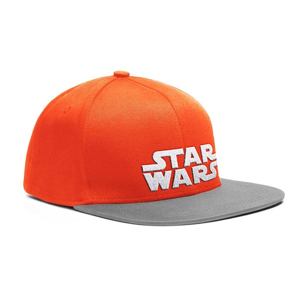 Star Wars - May The 4th Heroes Orange Cap - Packshot 2