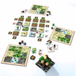 Minecraft: Builders & Biomes Board Game - Packshot 3