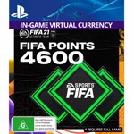 FIFA 21 - 4600 Points (In-Game Currency) - Packshot 1