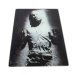 Star Wars - Han Solo in Carbonite Glass Tempered Cutting Board - Packshot 1