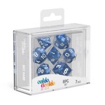 Oakie Dokie - Blue Marble RPG Dice 7-Set - Packshot 2