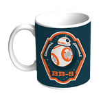 Star Wars -  BB-8 Logo Mug - Packshot 1