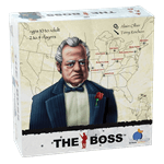 The Boss Board Game - Packshot 1