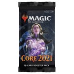 Magic The Gathering - TCG - Core 2021 Booster - Packshot 2