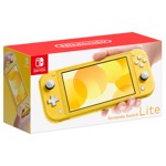 Nintendo Switch Lite Console - Yellow - Packshot 2