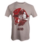 Star Wars - First Order Collage T-Shirt - M - Packshot 1