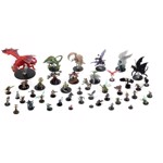 Dungeons and Dragons - Icons of The Realms - Guildmasters' Guide to Ravnica Eight Booster (Blind Box) - Packshot 2
