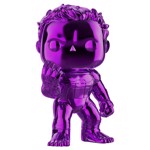 Marvel - Avengers: Endgame - Hulk Purple Chrome Pop! Vinyl Figure - Packshot 1