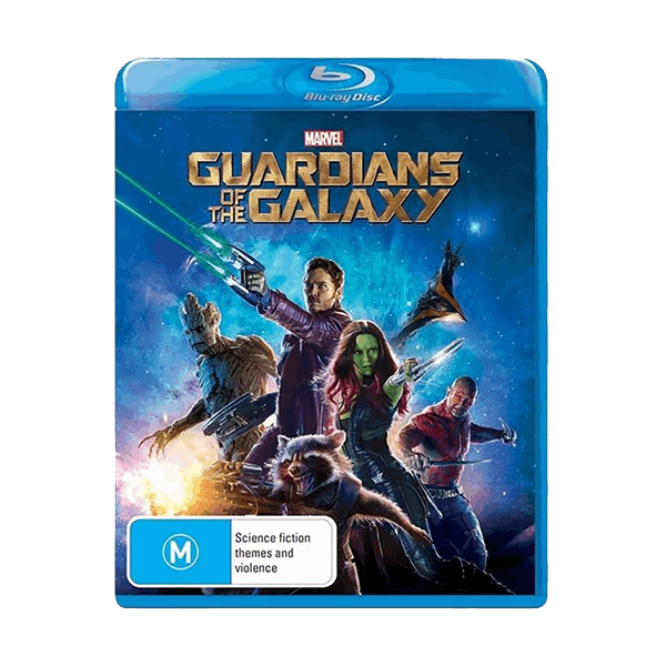 Marvel - Guardians of the Galaxy - Guardians of the Galaxy Blu-ray - Packshot 1
