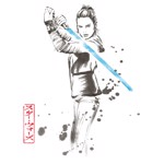 Star Wars - Rey T-Shirt - Packshot 2