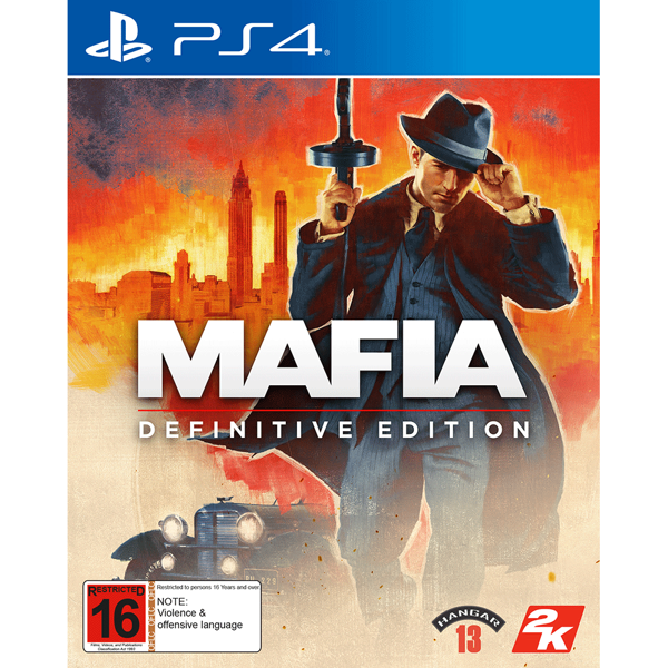 Mafia: Definitive Edition - Packshot 1