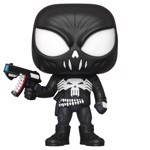 Marvel - Venomized Punisher Pop! Vinyl Figure - Packshot 1