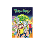 Rick and Morty - Group Poster - Packshot 1