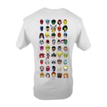 Marvel - Marvel 80th Anniversary -  Retro Faces T-Shirt - XXL - Packshot 2