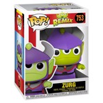 Disney - Pixar Remix - Alien as Emperor Zurg Pop! Vinyl Figure - Packshot 2