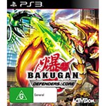 Bakugan: Battle Brawlers - Defenders of the Core - Packshot 1