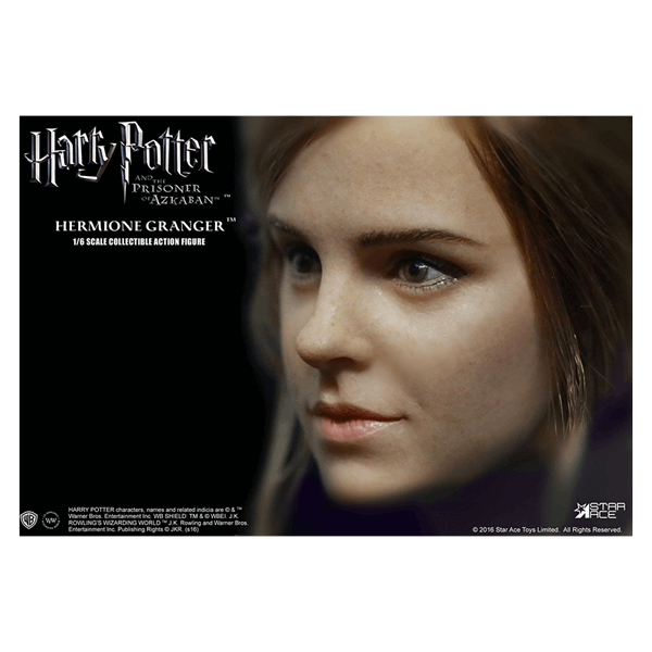 Harry Potter - Prisoner of Azkaban - Hermione 1/6 Scale Star Ace Figure - Packshot 2