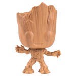 Marvel - Guardians of the Galaxy Vol. 2 - Baby Groot Wood Deco Pop! Vinyl Figure - Packshot 1