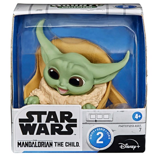 Star Wars - The Mandalorian - The Bounty Collection The Child in Rucksack Figure - Packshot 2