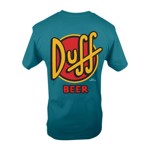 Simpsons - Duff Beer T-Shirt - XS - Packshot 2