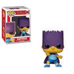 The Simpsons - Bart (Bartman) Pop! Vinyl Figure - Packshot 1