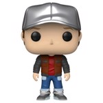 Back to the Future - Marty in Future Outfit Pop! Vinyl Figure - Packshot 1