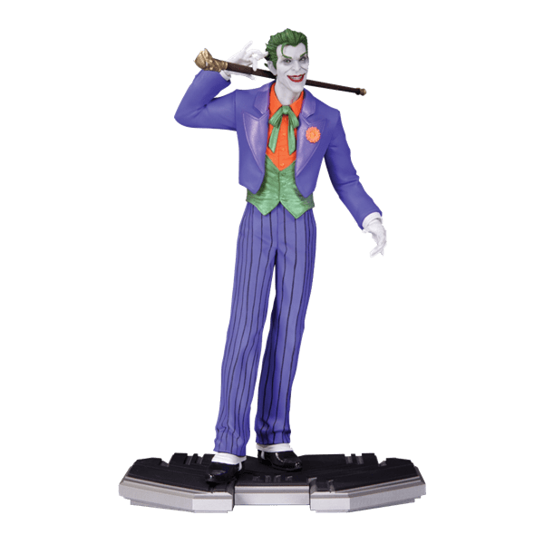 DC Comics - The Joker Icon Statue - Packshot 1