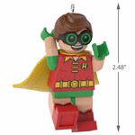 LEGO - The LEGO Batman Movie - Robin Keepsake Hanging Decoration - Packshot 2