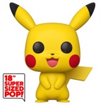 "Pokemon - Pikachu 18"" Pop! Vinyl Figure - Packshot 1"