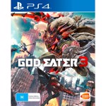 God Eater 3 - Packshot 1