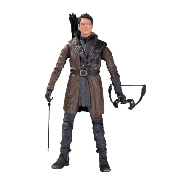 DC Comics - Arrow - Malcom Merlyn 17cm Action Figure - Packshot 1
