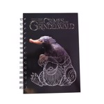 Fantastic Beasts - The Crimes of Grindelwald - Niffler Notebook - Packshot 1