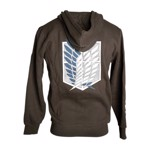 Attack On Titan - Wings Of Freedom Hoodie - L - Packshot 2